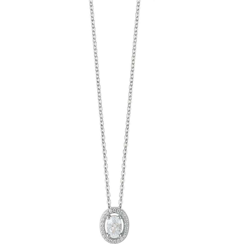 Bliss Collana Argento Ovale 20085202