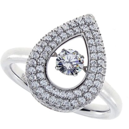 Bliss Anello Donna 20087045 in Argento 925
