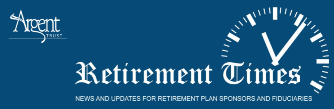 Retirement Times Header