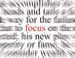 Focus – how to do more by doing less