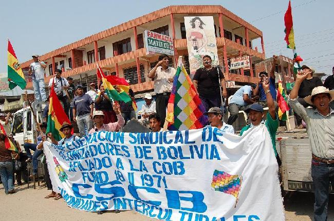 congreso en Montero(...