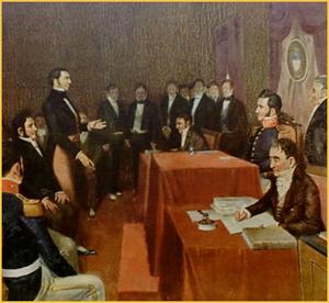 Bicentenario de la Asamblea del Año XIII, que impulsó la primera ley de fomento de la minería.