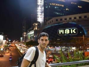 que ver en bangkok mbk