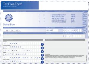 formulario global blue