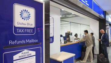 tax refund global blue