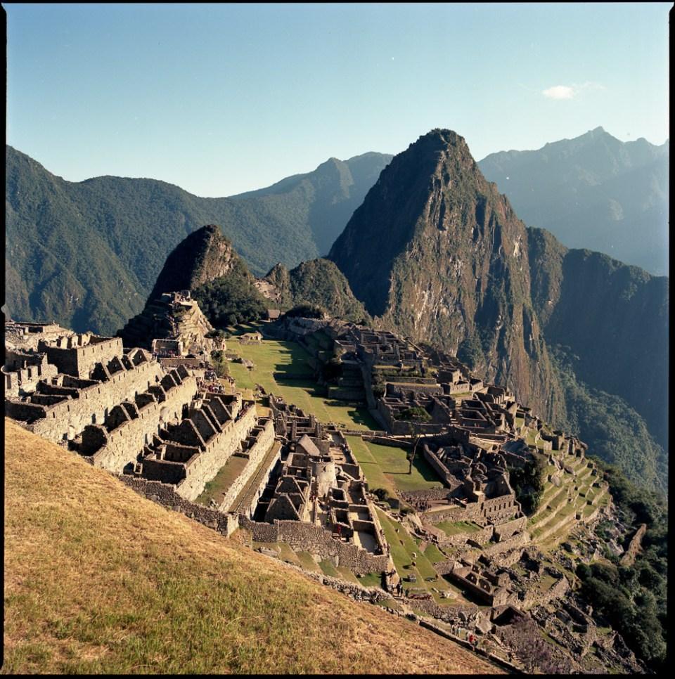 Macchu Picchu - Défis photo