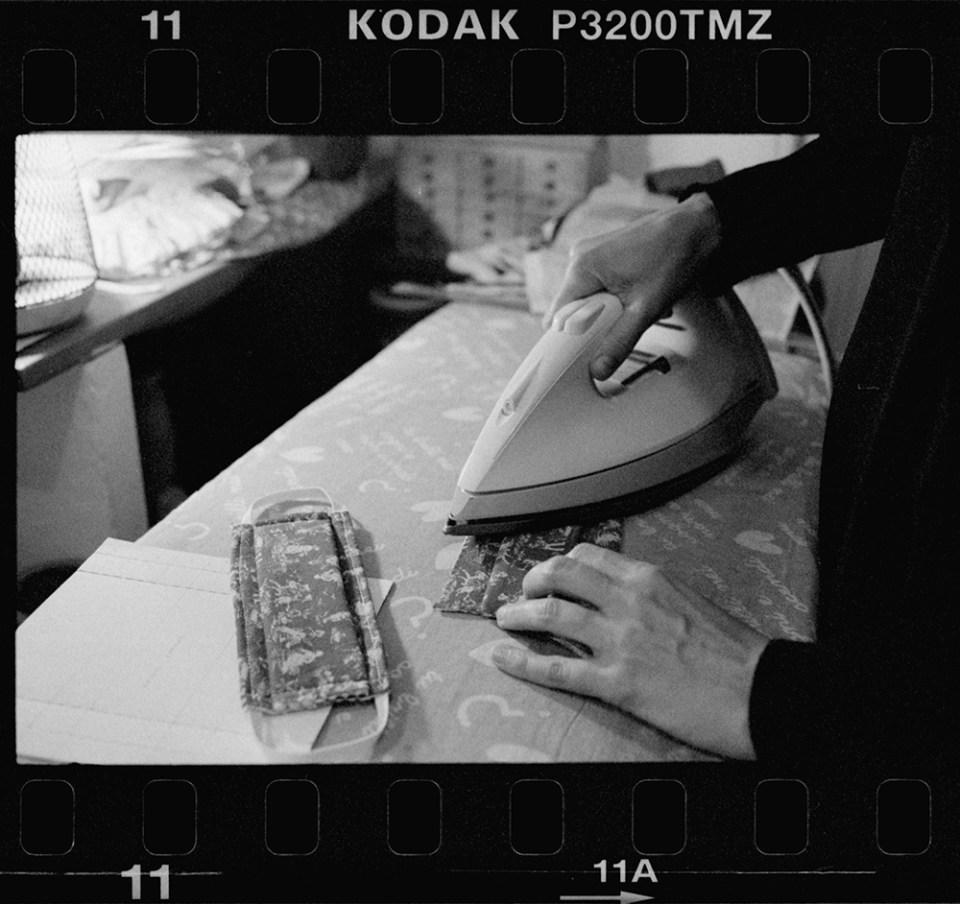Kodak Tmax P3200 @3200