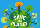 SAVE THE WORLD BY RECYCKING.