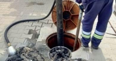 Protejați rețeaua de canalizare și mediul înconjurător!