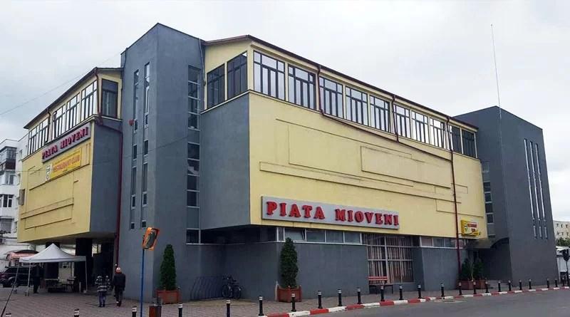 Piața Dacia, închisă