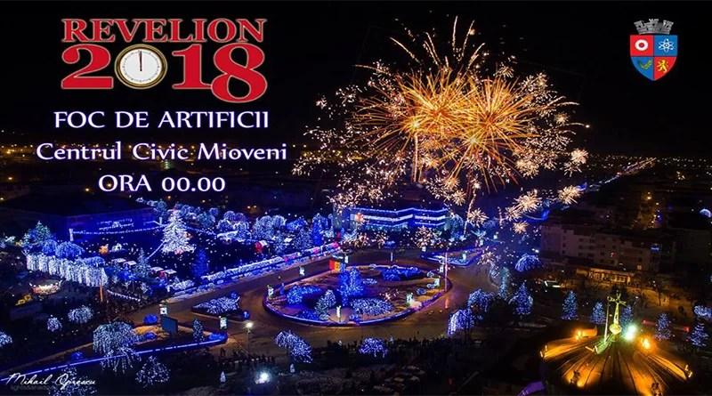 Revelion Mioveni Arges Artificii
