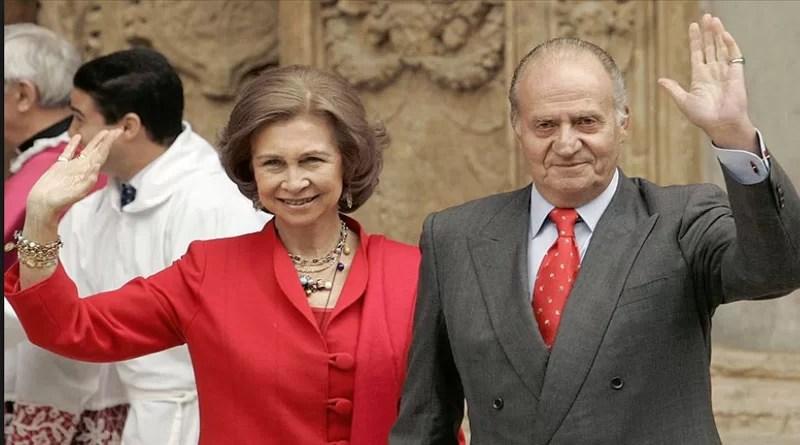 Regele Juan Carlos şi Regina Sofia