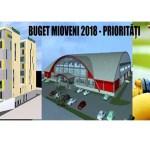Se lucrează la bugetul orașului Mioveni