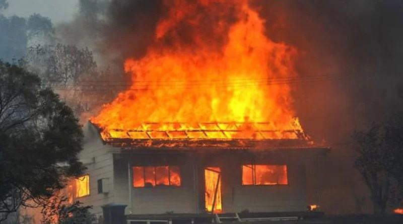 Incendiu-Casa