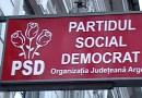 """PSD Argeş: """"Orice discuţie politică întâi să fie dezbătută în forurile statutare"""""""