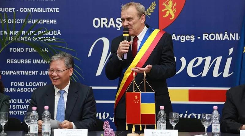 Ion-Georgescu-Ambasador China