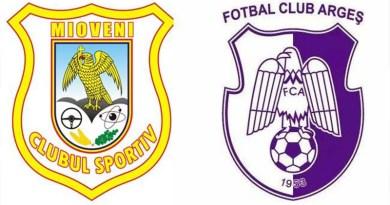 Derby-ul CS Mioveni – Campionii FC Argeş se joacă marţi, 27 august, în nocturnă!
