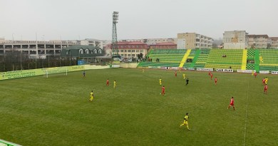 Victorie pentru fotbaliștii din Mioveni