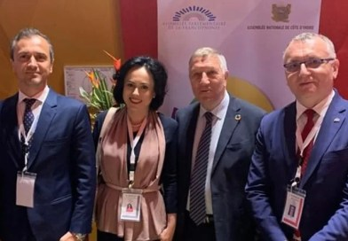 Simona Bucura Oprescu a fost realeasă membru al Comitetului Director al Rețelei Tinerilor parlamentari francofoni și al Comisiei APF pentru Cooperare și Dezvoltare