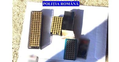Un bărbat din Mioveni este cercetat penal pentru nerespectarea regimului armelor și munițiilor