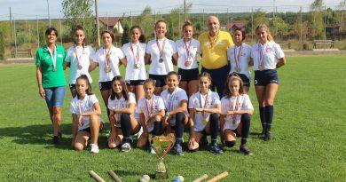 Oinistele din Mioveni au câştigat Cupa României