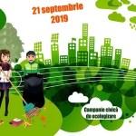 Mioveni: Ziua Mondială a Curățeniei, marcată printr-o acțiune de ecologizare