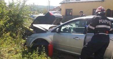 Accident cu 2 victime în Argeș!