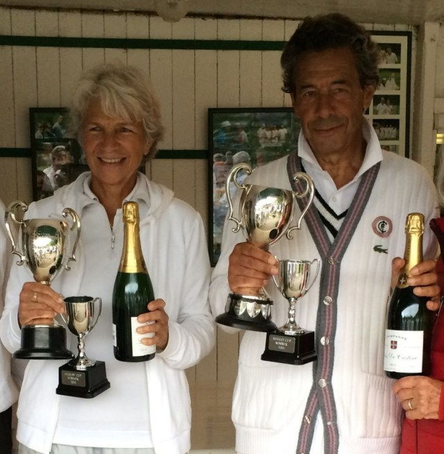 August Cup winners