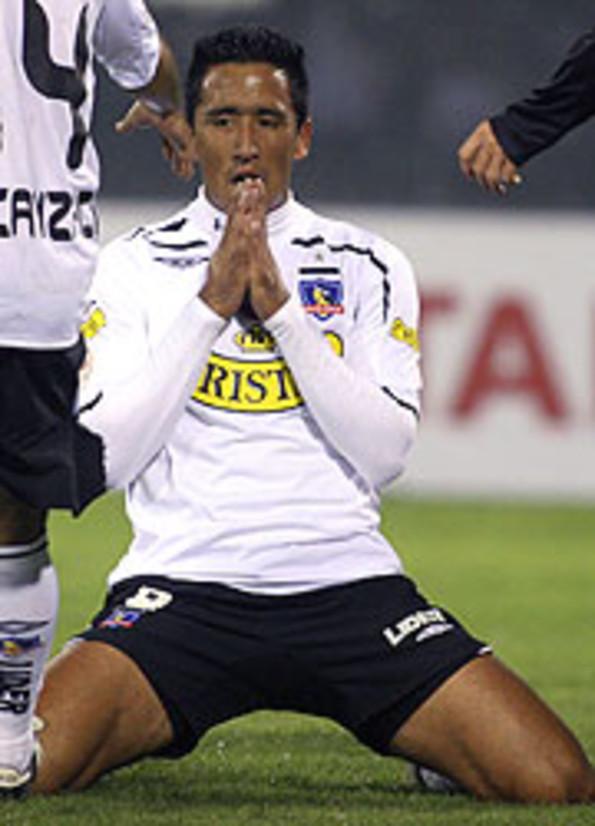 Lucas Barrios betet für und träumt von der WM