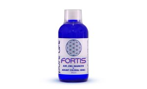 FORTIS™ (Au, Zn, Mg, Ag) 20ppm 240ml