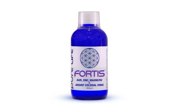 FORTIS™ (Au, Zn, Mg, Ag) 20ppm 240ml