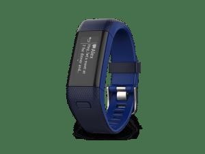 Vivosmart HR+ темно-синие
