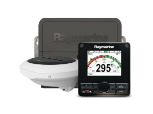 Raymarine EV-400 with P70Rs