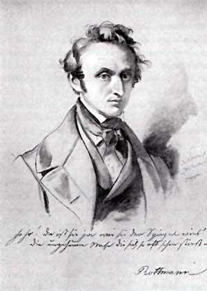 Carl Rottmann (1797-1850)