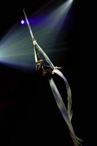 Aerial Acrobats - Silk Show - Argolla Event
