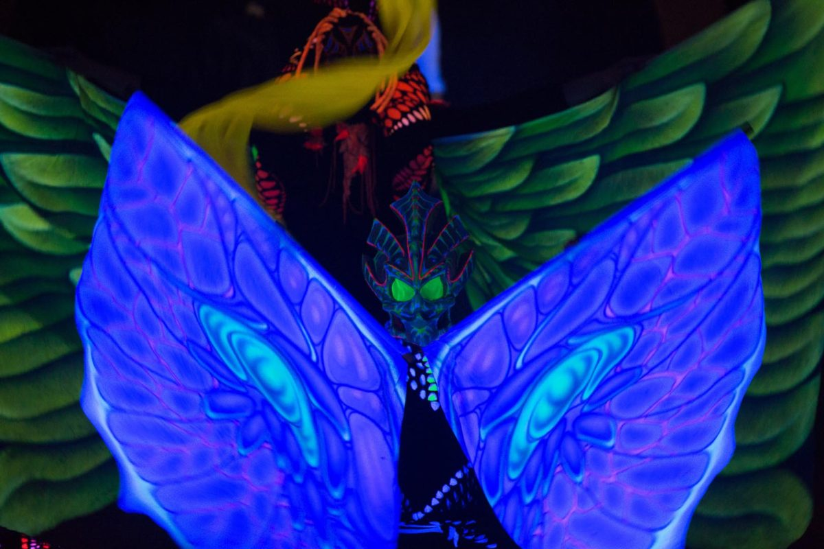 Black Light Show - Argolla productions