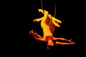 Aerial Ring Act - Corporate Entertainment - Argolla Show