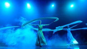 Argolla 5th Element Wind Show
