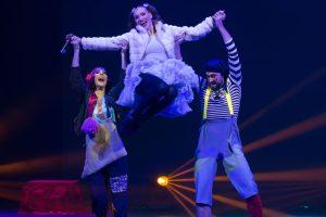 Argolla Wonderland - Acrobatic Show for Kids- Dancers- Actors