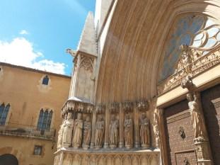 Tarragona, la Catterdrale