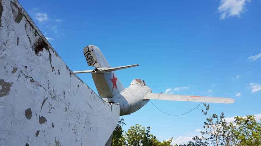 monumento en honor a la segunda fuerza aérea