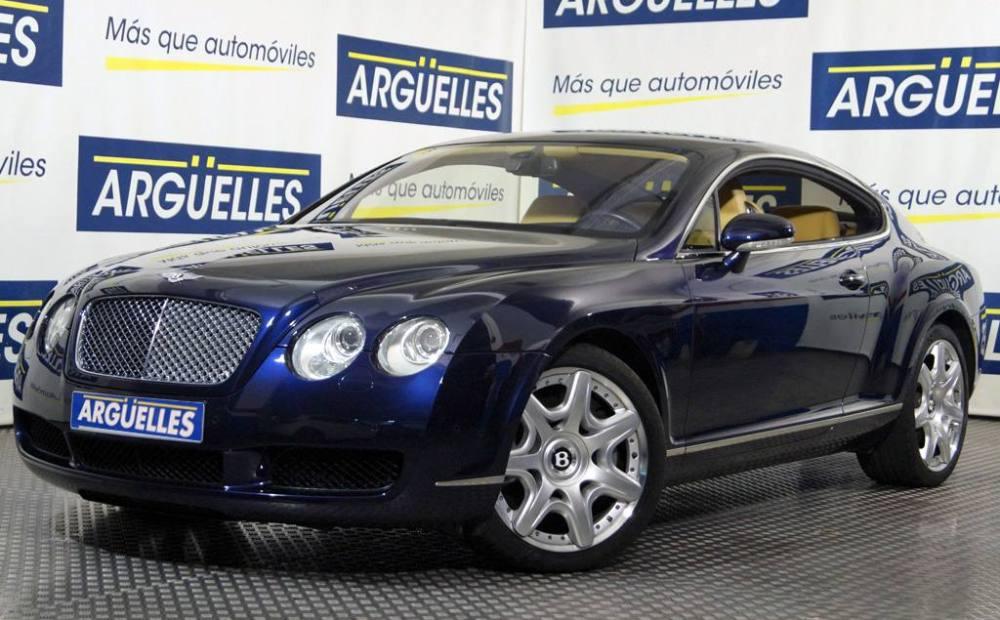 Bentley Continental ocasion madrid