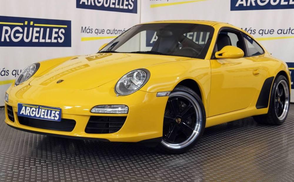 Porsche ocasión madrid