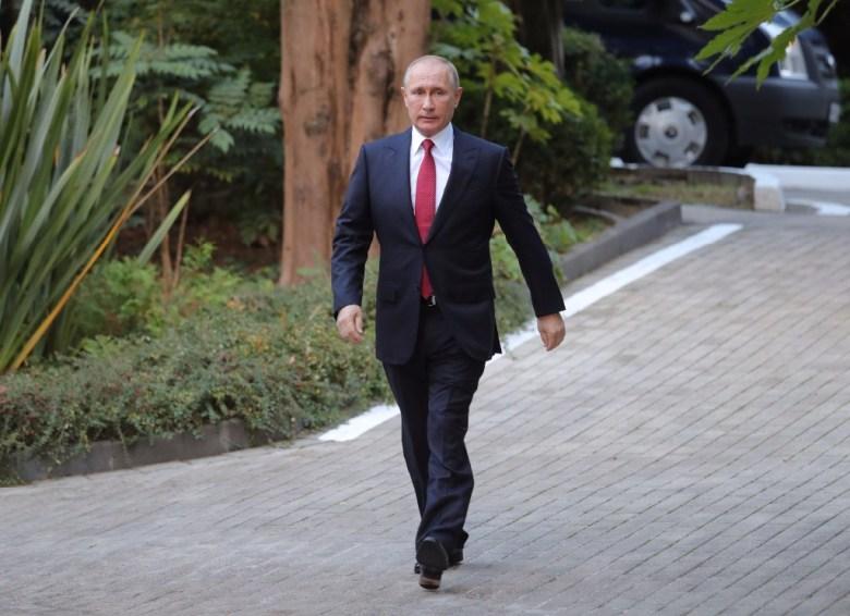 Vladirmir Putin