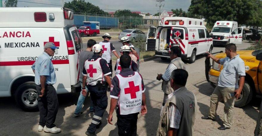 Atropellan a anciano y la Cruz Roja no lo atiende por ''no tener dinero con qué pagar''  ¿Y las colectas para qué son?