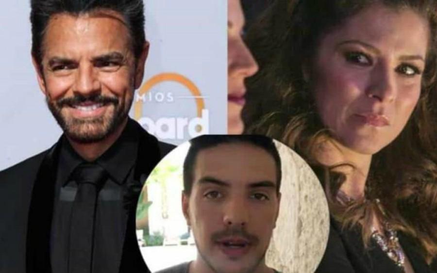 """Vadhir captó a Alessandra Rosaldo """"poniéndole los cuernos"""" a Eugenio Derbez"""