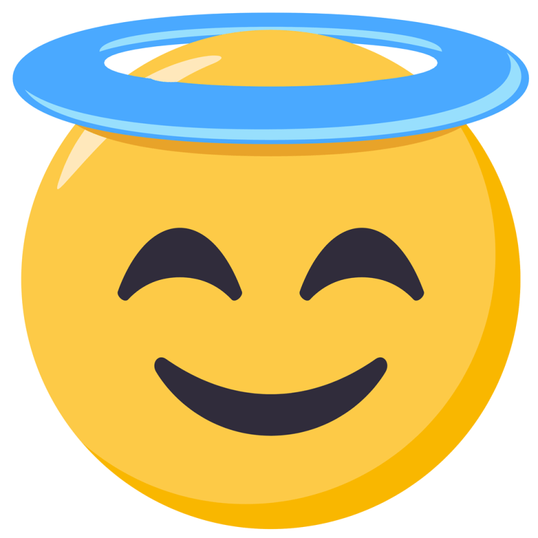 EMOTICON ANGEL