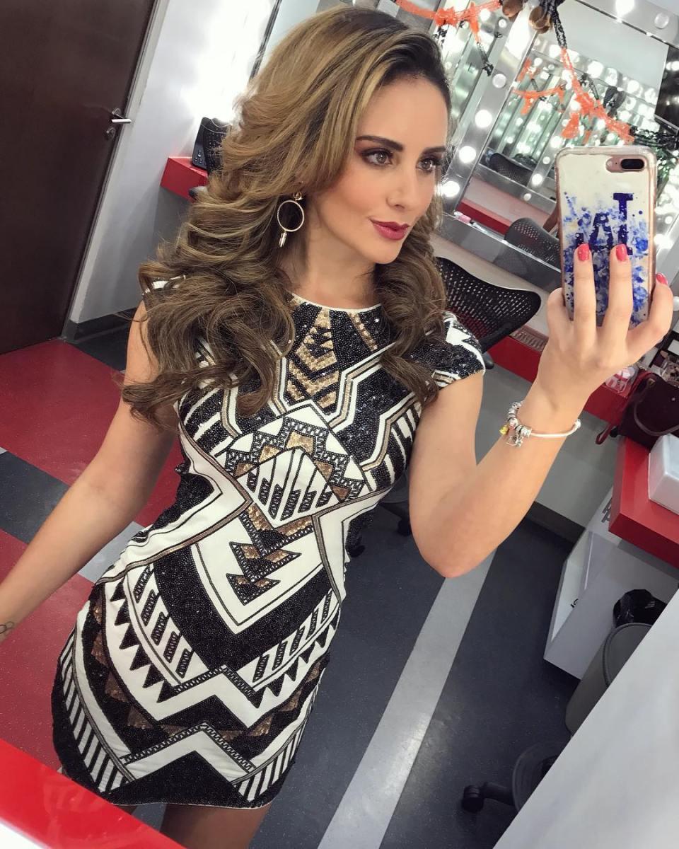 Conoce las curvas de Paulina García que hicieron perder la cabeza a Zague (FOTOS)