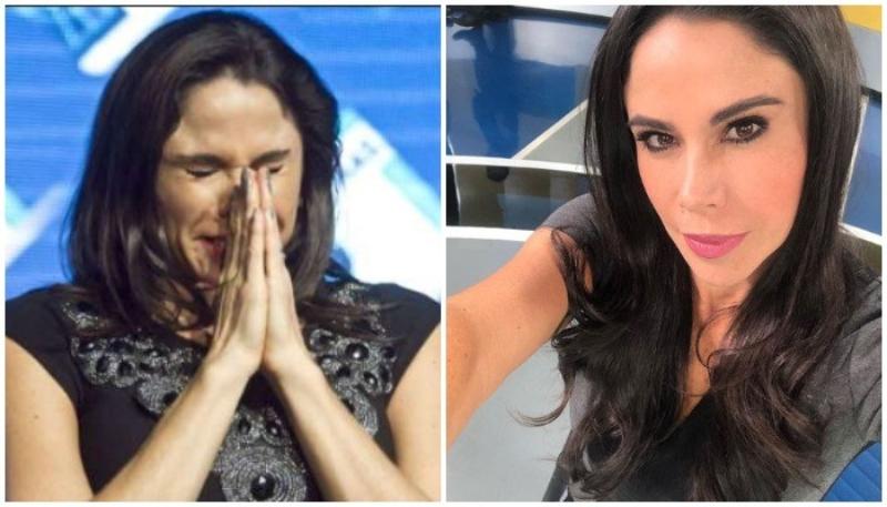 Paola Rojas abre su corazón tras los ataques por el 'pack' de Zague