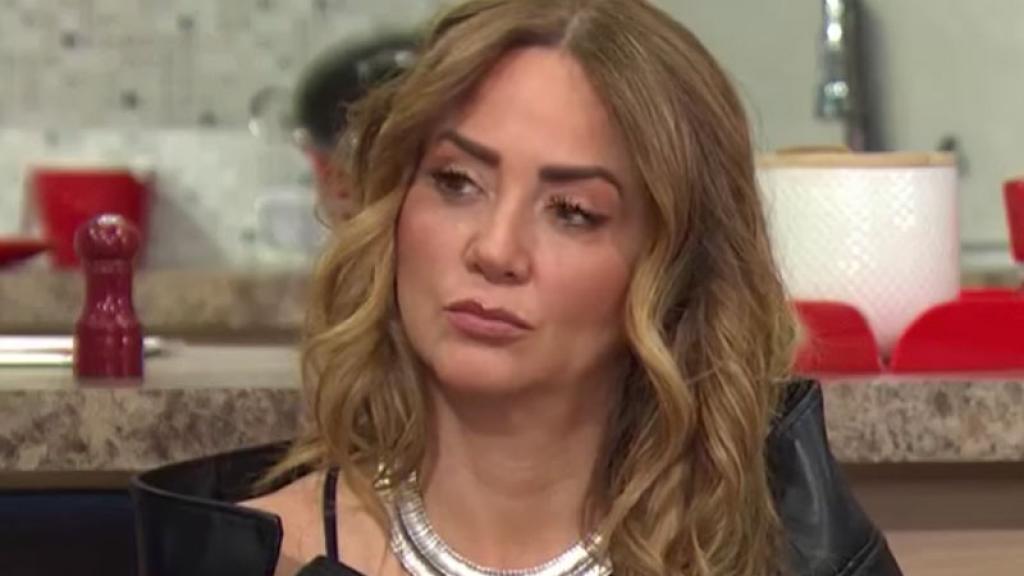 'No voy a aguantar que me mienten la madre', explota Andrea Legarreta contra usuarios